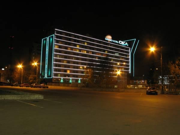 Grand Hotel Oka Business Nizhny Novgorod