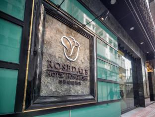 Rosedale Hotel Hong Kong Honkongas - Restoranas