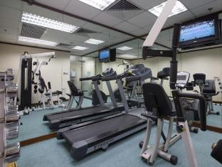 Rosedale Hotel Hong Kong Hong Kong - Dvorana za fitness