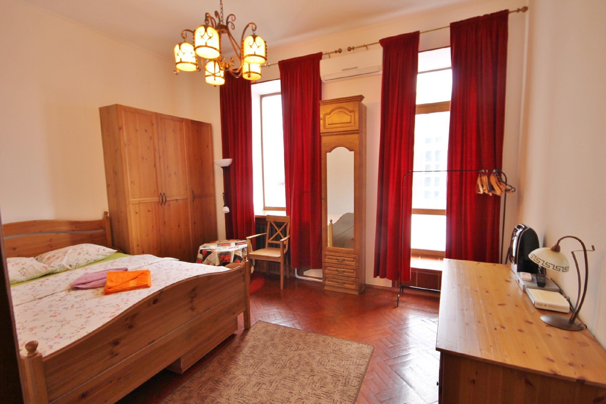 Flats 4 U Apartments Polyanka