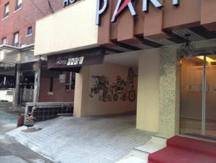 Parfe Hotel Shinchon Seoul - Exterior