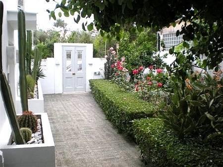 Manolis' House