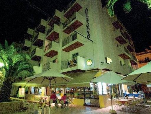 Apartamentos Orvay