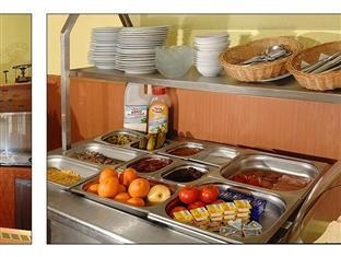 Hotel Abe Prague - Breakfast