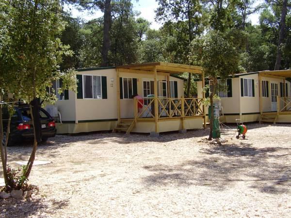 Mobile Homes Camping Biograd