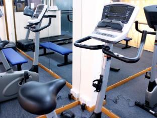 Alfa Hotel Yangon - Fitness Room