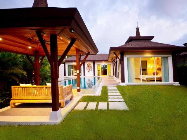 เดอะ คีรี วิลลา รีสอร์ต – The Kiri Villas Resort