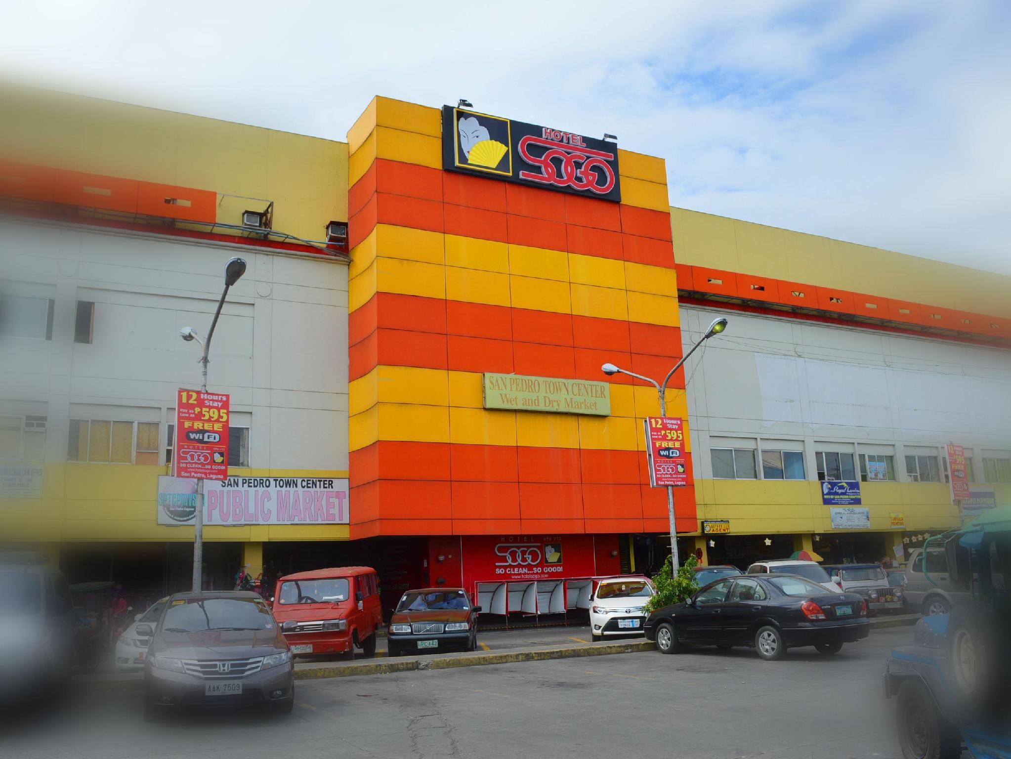 Hotel Sogo San Pedro