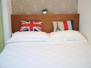 Ole Tai Sam Un Hotel Makau - Kamar Tidur
