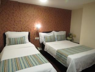 California Hotel Hongkong - soba za goste