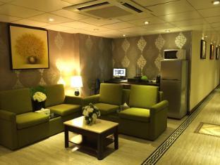 California Hotel Hongkong - avla