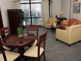 Luxury Serviced Suites @ Times Square Kuala Lumpur - Brooklyn Two Bedroom Family Suite