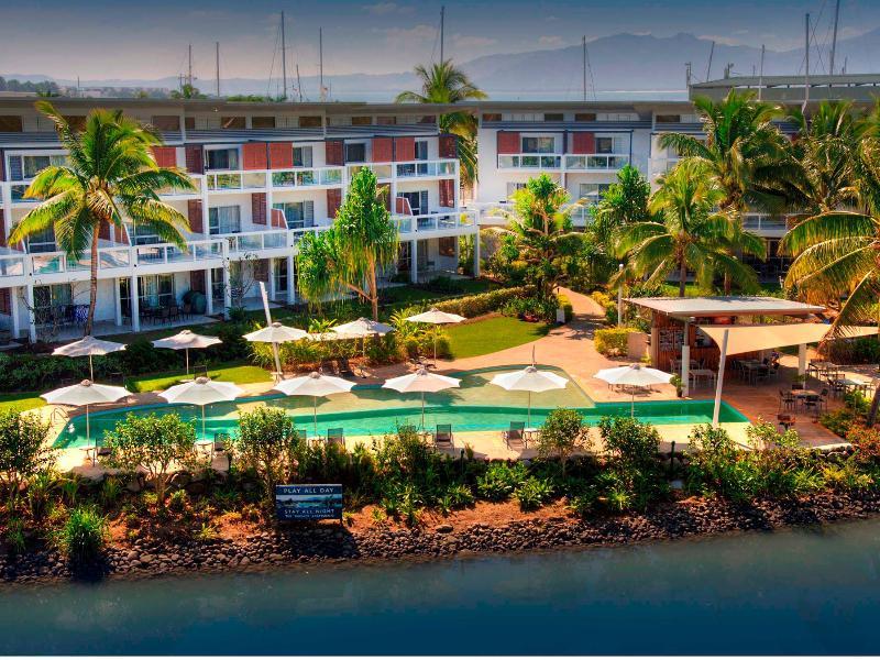 The Terraces Apartment Resort