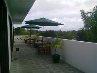 班勞棕櫚樹公寓 邦勞島 - 陽台
