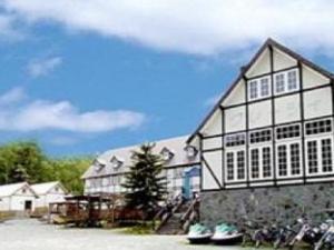 โรงแรมเปอตีกราซี โทะมะมุ (Petit Hotel Gracy Tomamu)