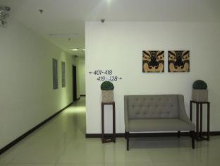 Avenue Suites Bacolod (Negros Occidental) - Hallway