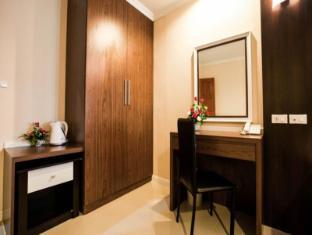 Metro Resort Pratunam Bangkok - Guest Room Interior