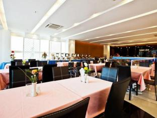 Metro Resort Pratunam Bangkok - Restaurant