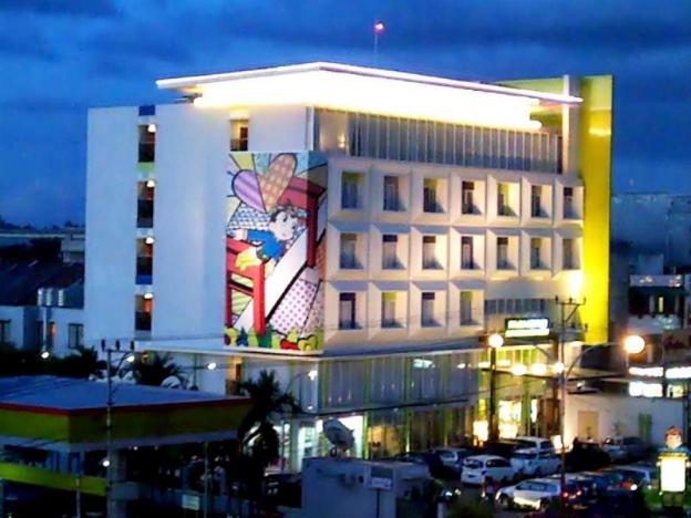 MaxOneHotels at Vivo Palembang