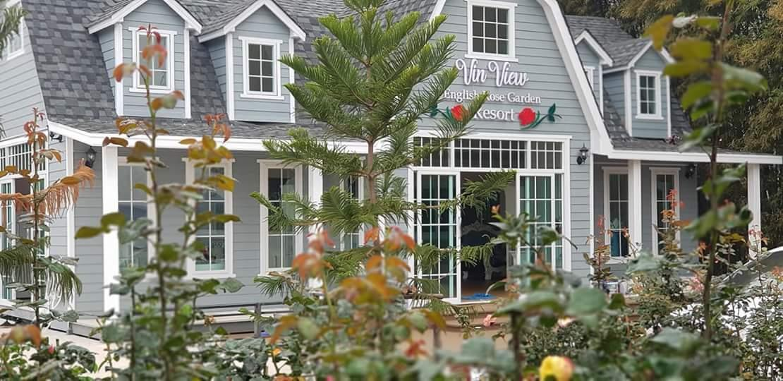 Vin View Rose Garden Resort