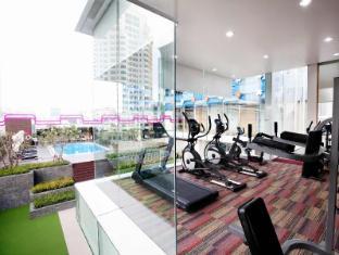 GLOW Pratunam Hotel Bangkok - Fitness Room