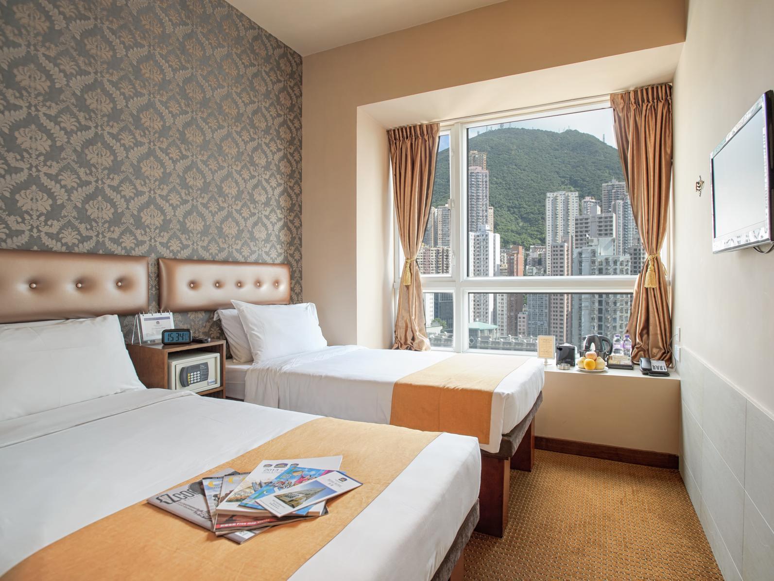 Ramada Hong Kong Harbour View 2