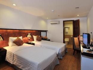 Hanoi Legacy Hotel - Hang Bac Hanojus - Svečių kambarys