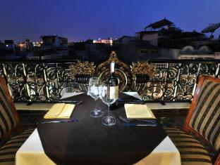 Hanoi Legacy Hotel - Hang Bac Hà Nội - Ban Công/Sân Thượng