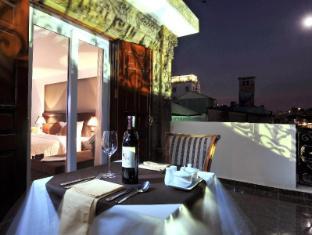 Hanoi Legacy Hotel - Hang Bac Hanoi - Balcony/Terrace