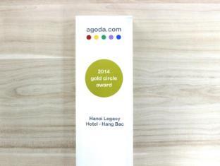 Hanoi Legacy Hotel - Hang Bac Hanojus - Viešbučio interjeras
