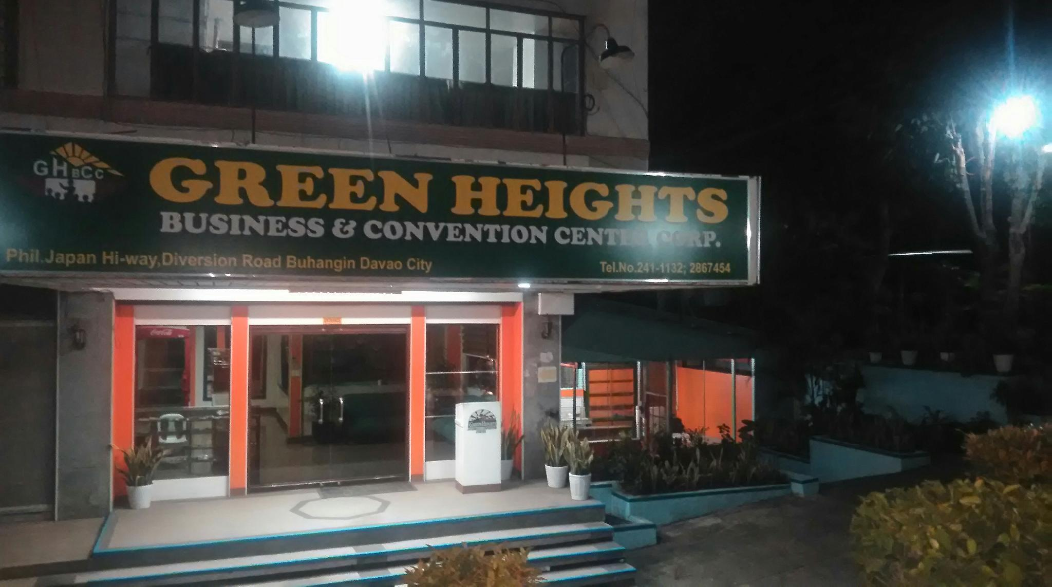Green Heights Business And Convention Center