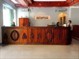 Royal White Elephant Hotel Yangon - Hotel Reception