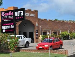 Castle Motor Lodge Whitsunday Islands - Otelin İç Görünümü
