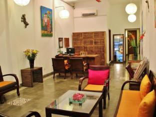 The 240 Hotel Phnom Penh - Reception