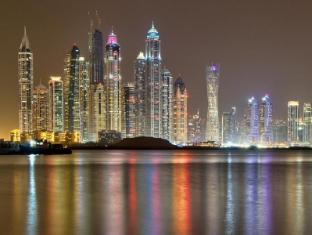 Fairmont The Palm Hotel Dubai - Uitzicht