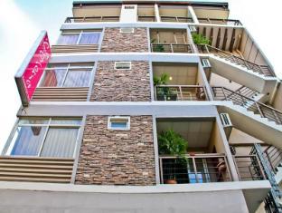 La Gloria Residence Inn Cebu Stadt - Hotel Aussenansicht