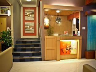 La Gloria Residence Inn Cebu Stadt - Rezeption