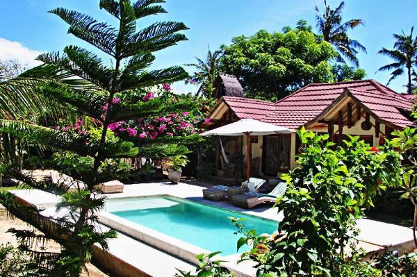 Meno Dream Resort Lombok