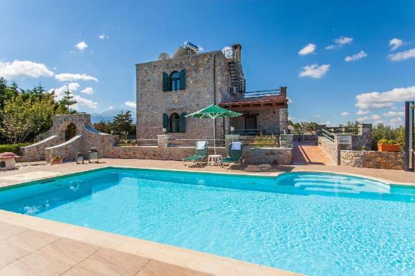 Villa Antina Crete Island
