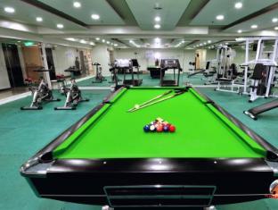 JMM Apartment Suites Manila - Fitness Room