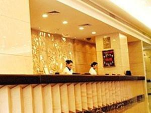 Linna Wenzhou Guomao Grand Hotel kohta (Wenzhou International Trade Guomao Hotel)