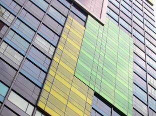 Ibis Hong Kong Central & Sheung Wan Hotel Hongkong - Hotel z zewnątrz