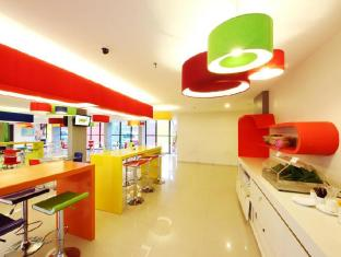 POP! Hotel Kuta Beach Bali - Hotel interieur