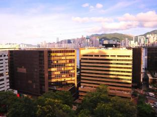 HF Hotel Hong Kong - View