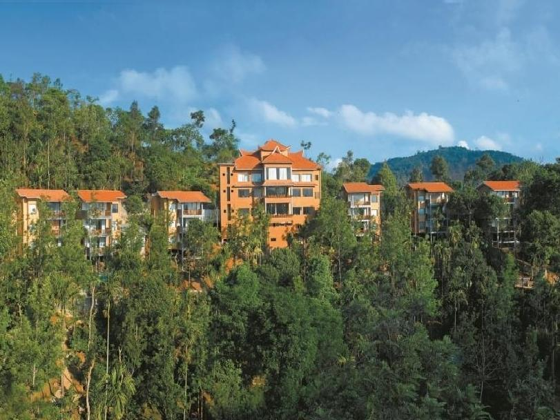 Oxygen Resorts Thekkady