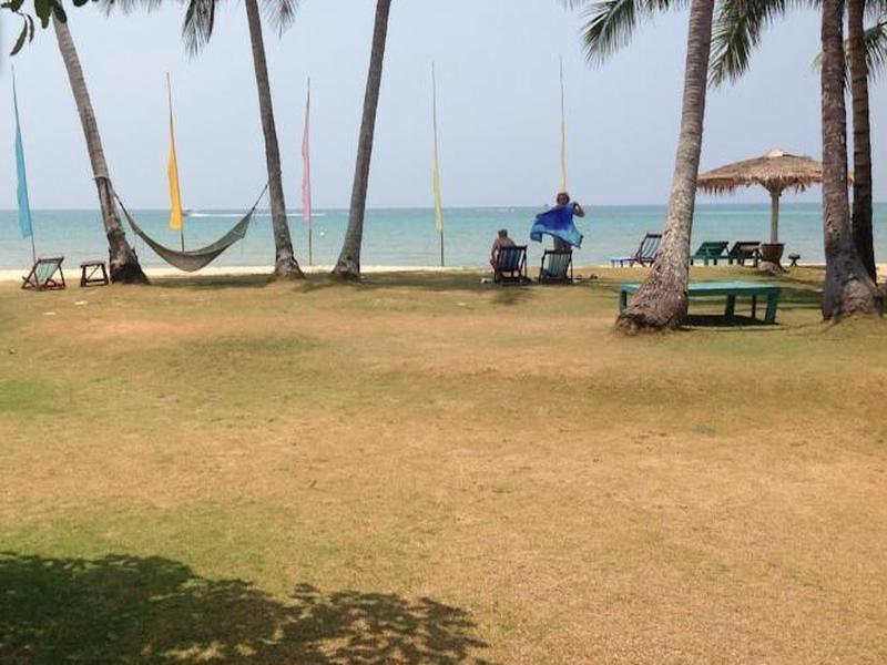 Holiday Beach Resort Hotel Koh Mak In Thailand