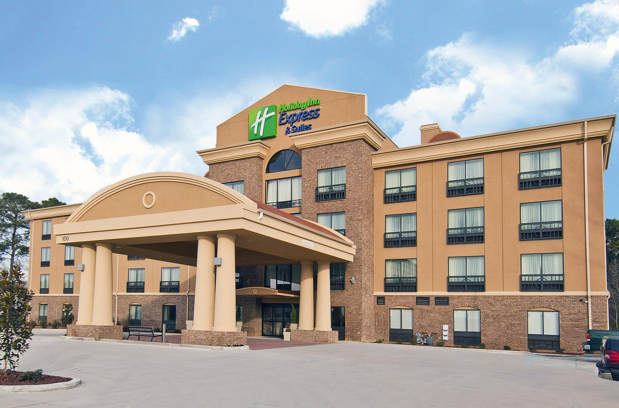 Holiday Inn Express And Suites Jackson Pearl International Airport