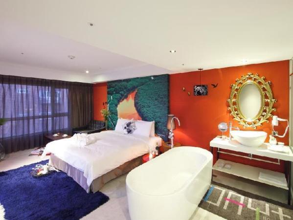Hotelday Plus Tamsui Taipei
