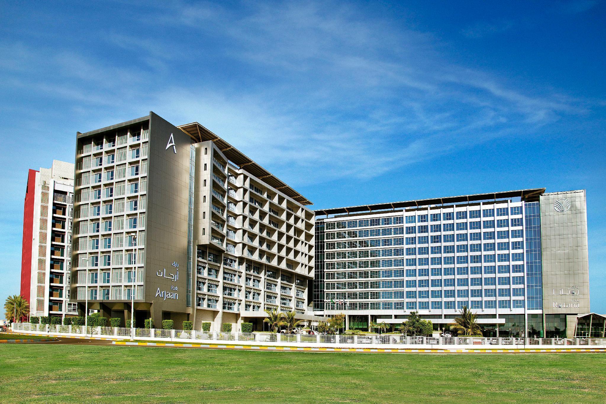 Park Rotana Hotel