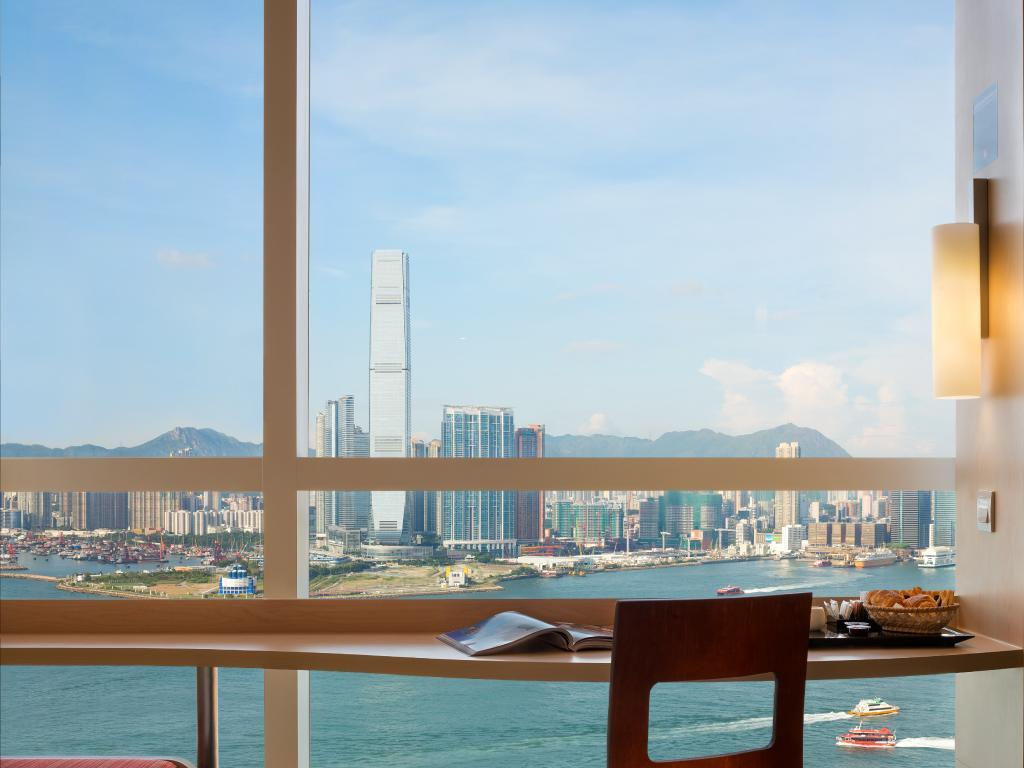 Staycation in Hong Kong